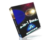 3D Space Screensavers All-in-One Bundle EDITION*