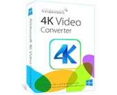 90% discount 4Videosoft 4K Video Converter