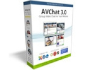 AVChat 3 Basic (40 connections)