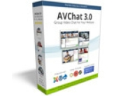 AVChat 3 Lite (20 connections)