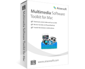 Instant 40% Aiseesoft Multimedia Software Toolkit for Mac Deal