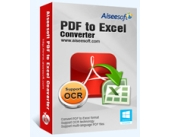 Aiseesoft PDF to Excel Converter Lifetime License 40% Savings