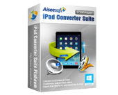 40% Discount on Aiseesoft iPad Converter Suite Platinum