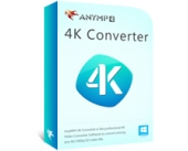 20% Discount for AnyMP4 4K Converter