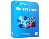 AnyMP4 Blu-ray Creator Lifetime License 90% Discount Code