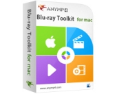 90% discount AnyMP4 Blu-ray Toolkit for Mac