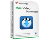 90% Discount AnyMP4 Mac Video Downloader