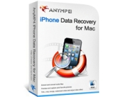 90% AnyMP4 iPhone Data Recovery for Mac Lifetime Voucher