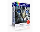 Artensoft Photo Mosaic Wizard-Spanish
