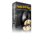 Audio DVD Maker lifetime/1 PC