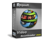 Bigasoft Video Downloader for Mac