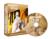 Complete Drive 1 license Sale Voucher - Instant 15% Off