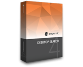 Copernic Desktop Search 4