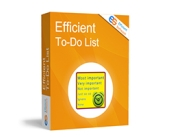 30% Savings on Efficient To-Do List Lifetime License Voucher