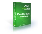 Excel To Html .NET – Source Code License