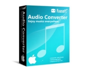 Faasoft Audio Converter for Mac Discount Voucher
