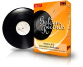 Golden Records Vinyl auf CD Konverter