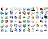 Icons ( Each Icon Packages )