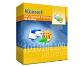 Kernel for Outlook Express to Notes – Home License