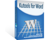 Kutools for Word 2 Years