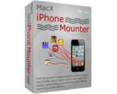 MacX iPhone Mounter