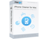Macgo iPhone Cleaner for Mac Sale Voucher