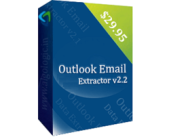Outlook Email Extractor (5 Years License) Vouchers
