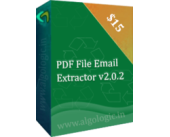 PDF Email Address Extractor (3 Years License) Vouchers