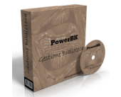 PowerBK – Powerful software to organize and catalogue books