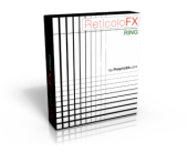 70% off ReticoloFX Ring (6 EAs) UPGRADE from Basket Only Voucher