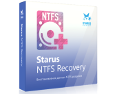 Starus NTFS Recovery Voucher Code Discount - SPECIAL