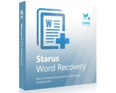 Starus Word Recovery Voucher Sale