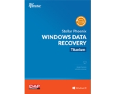 Stellar Phoenix Windows Data Recovery Home Titanium
