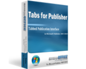 Tabs for Publisher