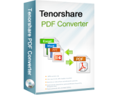 Tenorshare PDF Converter for Windows $5 Voucher Code
