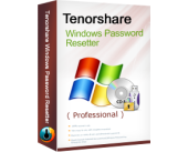 Receive $5 Tenorshare Windows Password Reset Professional Discount