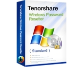 Tenorshare Windows Password Reset Standard $5 Voucher Code
