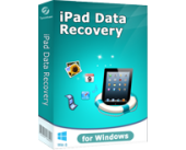 Tenorshare iPad Data Recovery for Windows $5 Savings