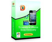 Receive $5 Tenorshare iPhone 3GS Data Recovery for Windows Voucher Code