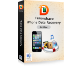 $5 Off Tenorshare iPhone 5S/5C/5 Data Recovery for Mac Voucher