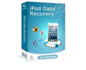 $5 Tenorshare iPod Data Recovery for Windows Voucher Code