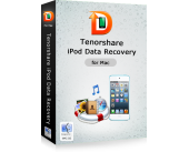 Tenorshare iPod Touch 5/others Data Recovery for Mac $5 Discount