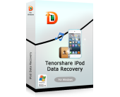 $5 Off Tenorshare iPod Touch 5/others Data Recovery for Windows
