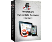 $5 Tenorshare iTunes Data Recovery for Mac Deal