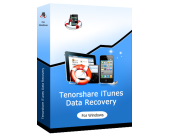 $5 discount for Tenorshare iTunes Data Recovery for Windows