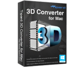 Tipard 3D Converter for Mac Voucher Deal