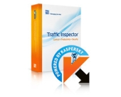 Traffic Inspector+Traffic Inspector Anti-Virus powered by Kaspersky (1 Year) Gold 100