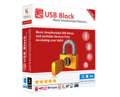 Secure 25% USB Block Discount