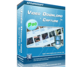 Video Download Capture Commercial License
