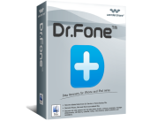 5% Savings Wondershare Dr.Fone for iOS (Mac) - Device Data Backup & Export Voucher